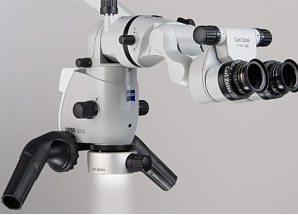 microscopio operativo